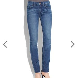 Lucky brand Sofia straight jeans size 2/26